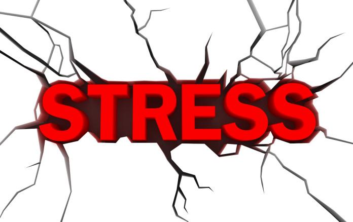 căng thẳng stress gây rụng tóc