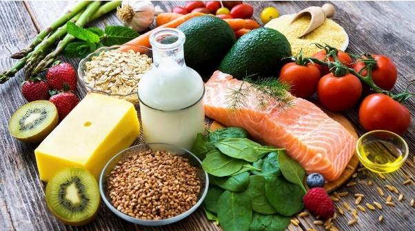 Bổ sung thực phẩm nhiều chất dinh dưỡng