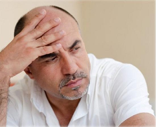 giải pháp ngăn ngừa rụng tóc tuổi trung niên