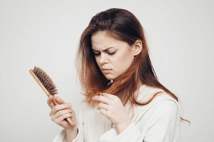 Rụng tóc là nỗi muộn phiền đáng sợ