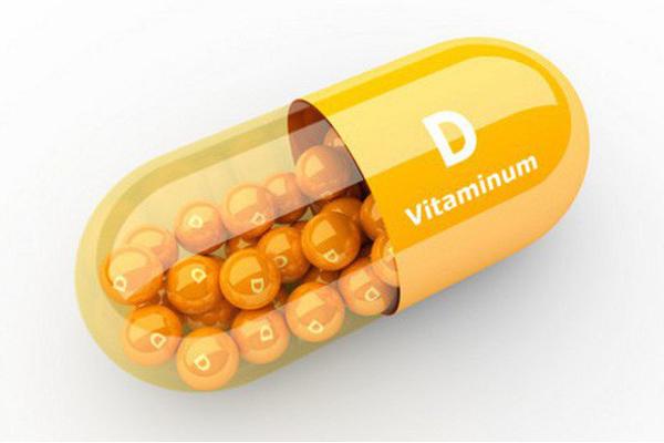 Thiếu Vitamin D gây rụng tóc vành khăn