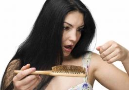 Đi tìm những bài thuốc dân gian trị rụng tóc