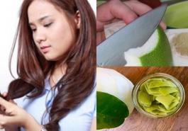 Cách khắc phục rụng tóc nhiều ở nữ giới tại nhà với nguyên liệu từ thiên nhiên