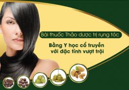 Chữa bệnh rụng tóc bằng đông y vừa an toàn lại hiệu quả