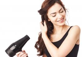 Bạn đã biết sấy tóc đúng cách?