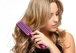 Những lưu ý khi sử dụng lược massage giúp ngừa rụng tóc