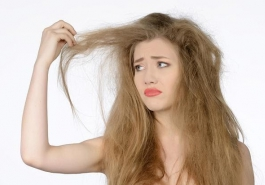 5 cách phục hồi tóc xơ rối rụng nhiều đơn giản tại nhà