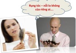 Ngăn ngừa rụng tóc ở nam giới và nữ giới - Có gì khác biệt?