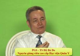 PGS - TS Hồ Bá Do: Người bệnh cần lưu ý gì khi dùng viên uống Green Hair Hoa Sen?