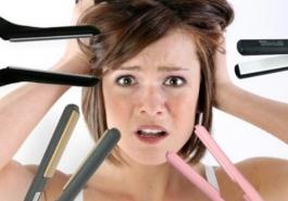 Điểm danh 4 sai lầm thường gặp khi duỗi tóc tại nhà