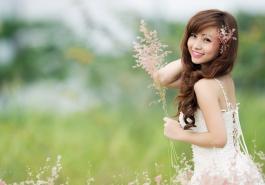 Bí quyết giúp chặn đứng tình trạng rụng tóc trước ngày cưới