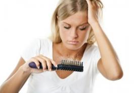 Tóc rụng xin đừng đổ lỗi cho… TÓC