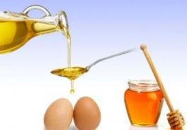 Giải quyết các vấn đề về tóc với bí quyết từ trứng gà và mật ong