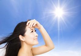 Bí quyết cấp cứu mái tóc hư tổn mùa hè