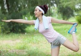 Lời khuyên hữu ích giúp tóc đẹp cả lúc tập thể dục