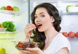 Sở hữu mái tóc chắc khỏe nhờ ăn uống đúng cách