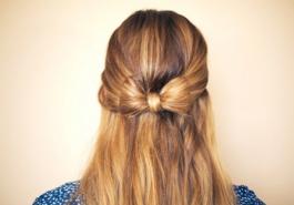 Video - Học cách thắt nơ bằng tóc
