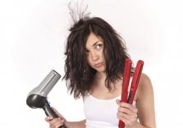 Phục hồi tổn thương cho nang tóc do sử dụng công nghệ làm đẹp