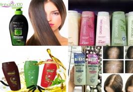 Top 4 loại dầu gội ngăn rụng tóc tốt nhất hiện nay