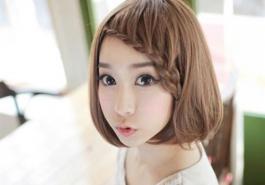 Video - Kiểu tết tóc cực yêu cho các nàng tóc ngắn