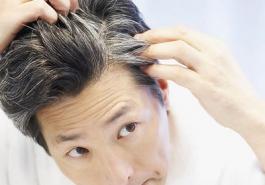 Thực phẩm tuyệt vời giúp ngăn ngừa tóc bạc sớm
