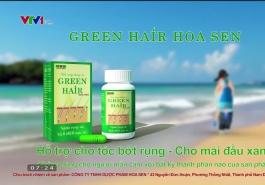Vì sao người bị rụng tóc nên dùng Green Hair Hoa sen?