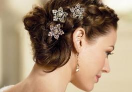 Video - Kiểu tết tóc sang trọng, quý phái cho cô dâu trong ngày cưới