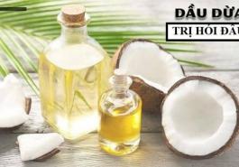 Thực hư về phương pháp trị hói đầu bằng dầu dừa