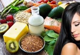 Thực phẩm ngăn rụng tóc ở phái nữ hiệu quả