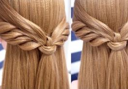 Video - Bí quyết tạo kiểu tóc thiên thần