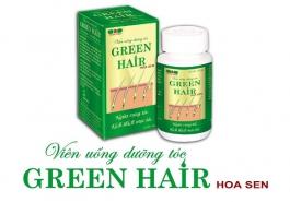 3 điều nhất định phải biết trước khi dùng viên uống Green Hair Hoa Sen